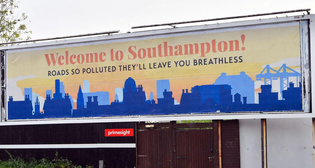 Southampton City Council's Proposed Clean Air Zone